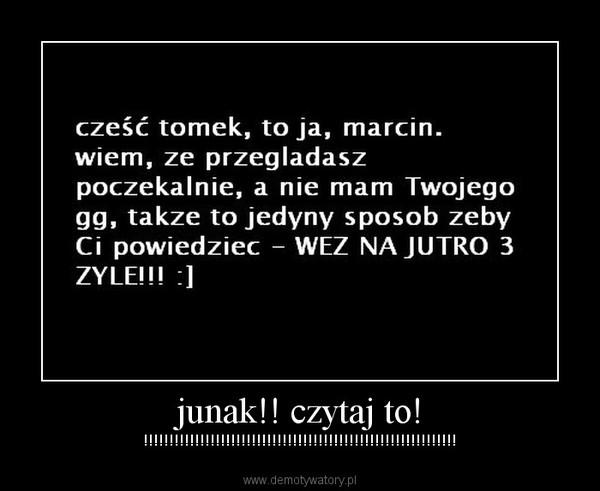 junak!! czytaj to! – !!!!!!!!!!!!!!!!!!!!!!!!!!!!!!!!!!!!!!!!!!!!!!!!!!!!!!!!!!!!!