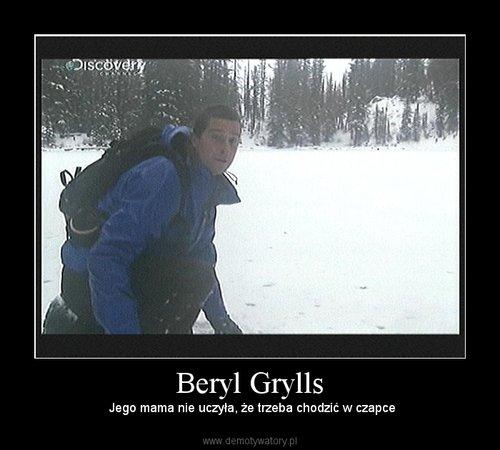 Beryl Grylls