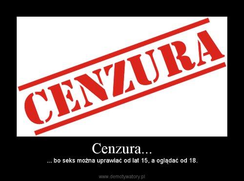 Cenzura...