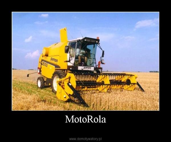 MotoRola –