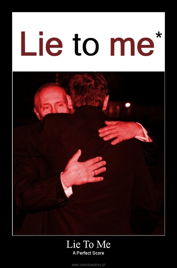 Lie To Me – A Perfect Score