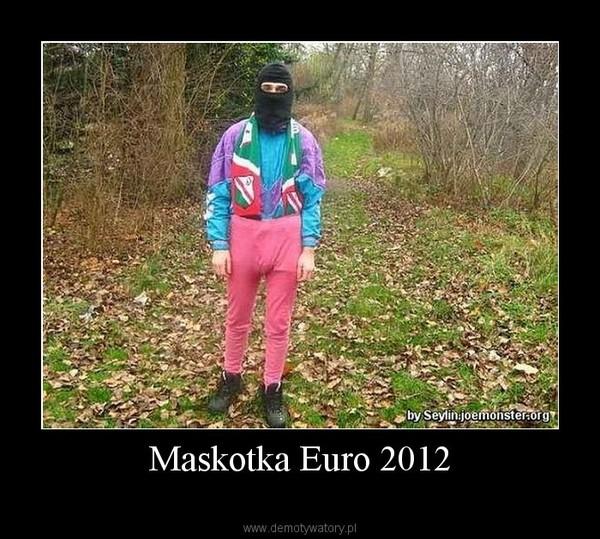Maskotka Euro 2012 –