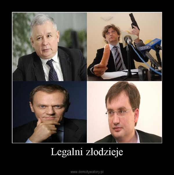 Legalni złodzieje –