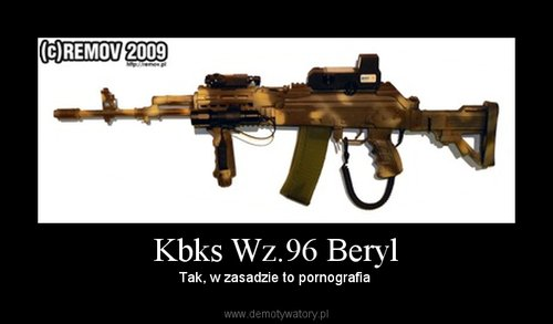 Kbks Wz.96 Beryl