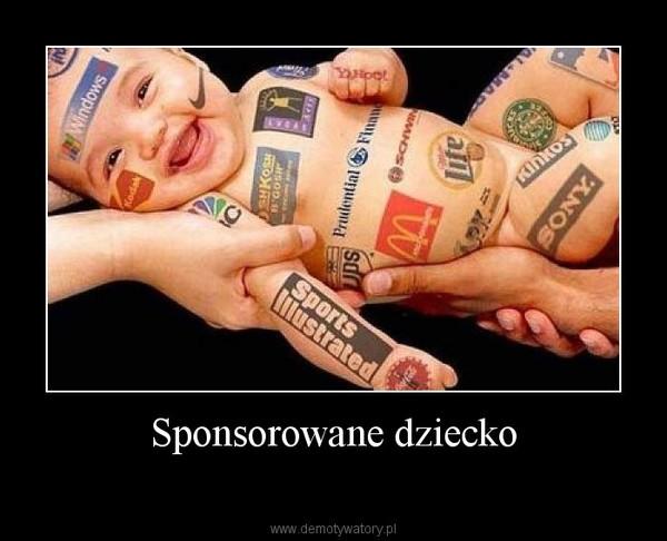 Sponsorowane dziecko –