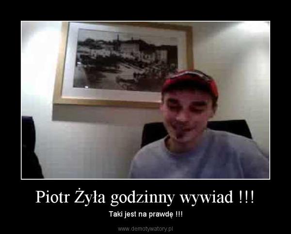 Piotr Żyła godzinny wywiad !!! – Taki jest na prawdę !!!