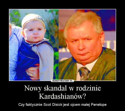 Nowy skandal w rodzinie Kardashianów?