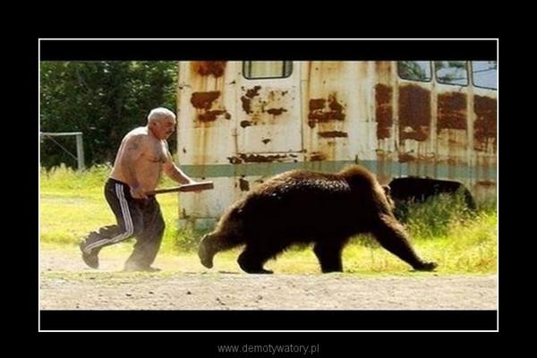 Rosja zwycięży wszystko! –