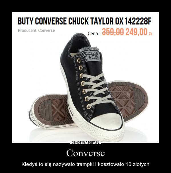Kocham Conversy <3 | Converse, Trampki converse i Converse