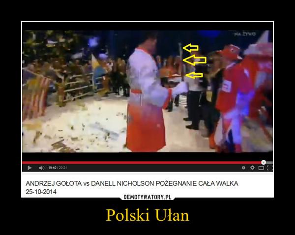 Polski Ułan –