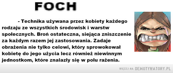Foch –