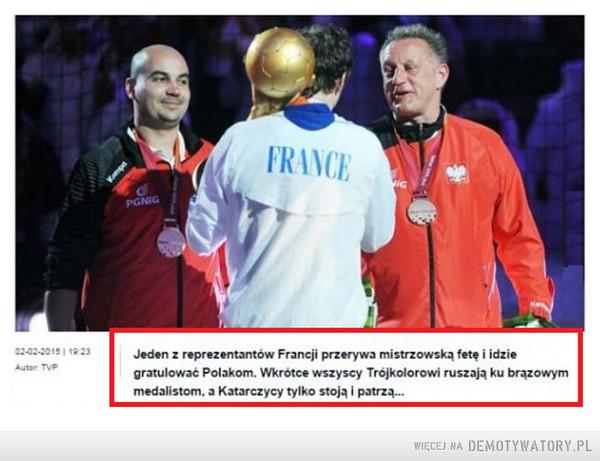 Sport to nie tylko sport –