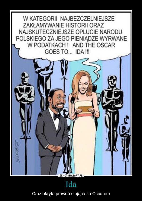 Ida – Oraz ukryta prawda stojąca za Oscarem