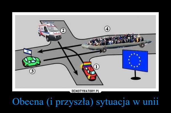 Obecna (i przyszła) sytuacja w unii –