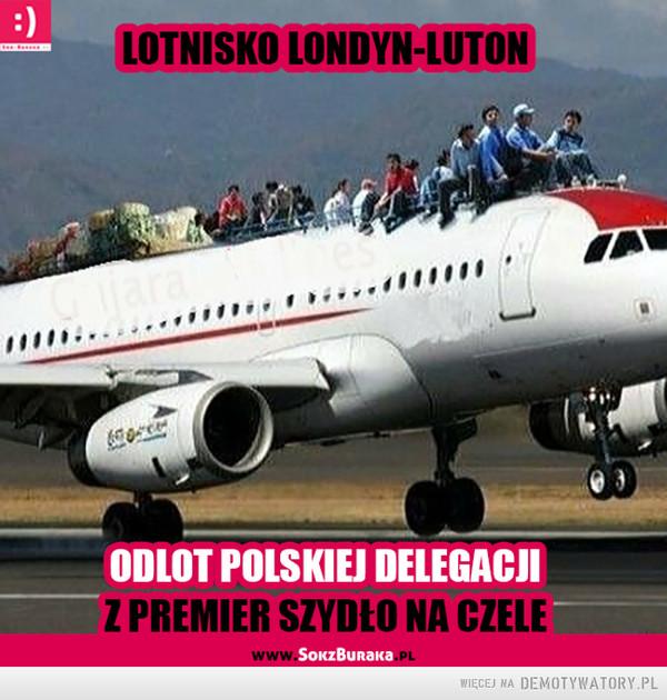 Rządowy lot –
