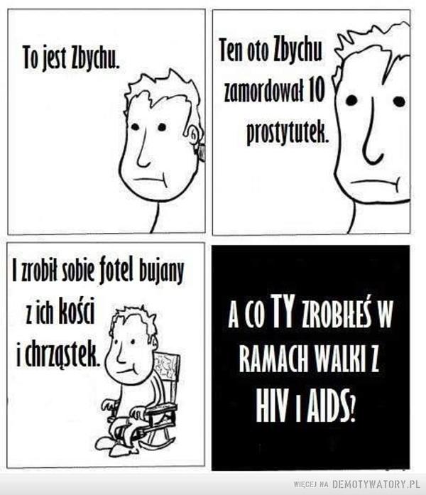 Walka z AIDS –