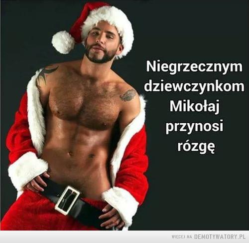 Mikołaj dla niegrzecznych dziewczynek