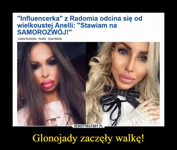 """Glonojady zaczęły walkę! –  Influencerka"""" z Radomia odcina się odwielkoustej AneIIi: """"Stawiam naSAMOROZWÓJ!""""Judyta Rozbicka AneIIa żywa Barbie"""