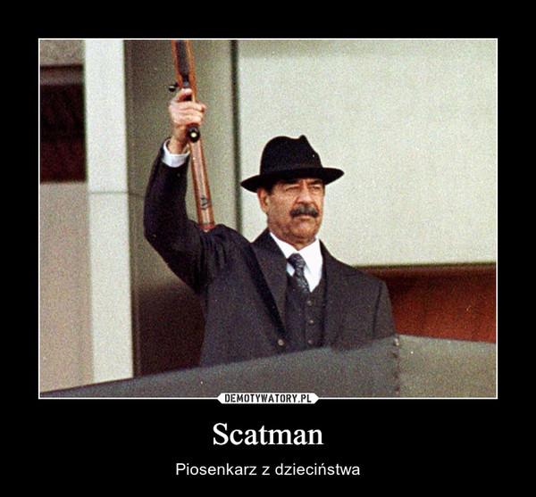 Scatman – Piosenkarz z dzieciństwa