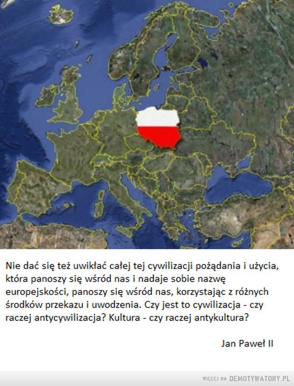 Zepsucie Europy –