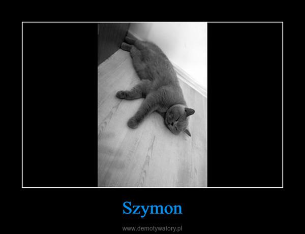 Szymon –