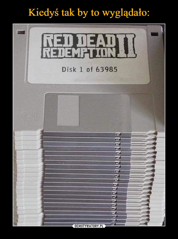 –  RED DEAD REDEMPTION IIDISK 1 OF 63985