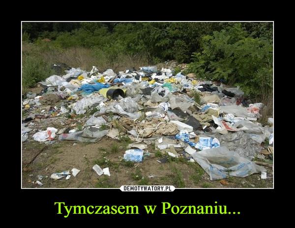 Tymczasem w Poznaniu... –