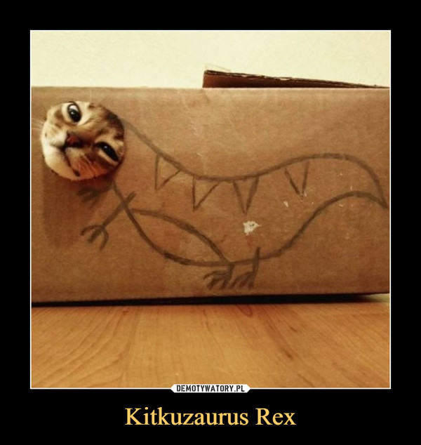 Kitkuzaurus Rex –