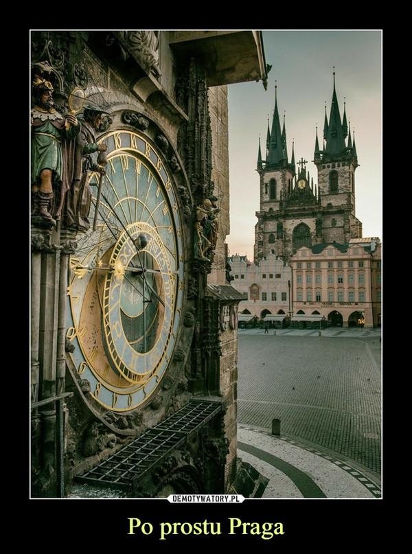 Po prostu Praga –