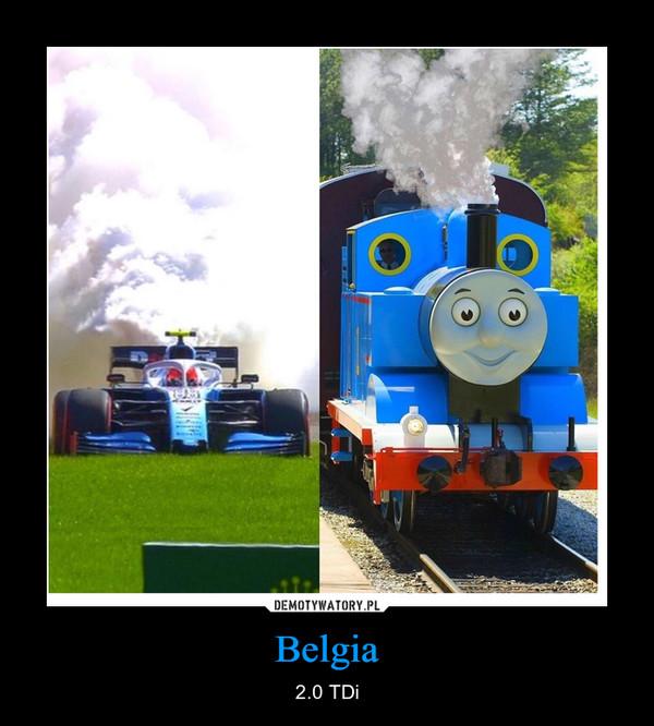 Belgia – 2.0 TDi
