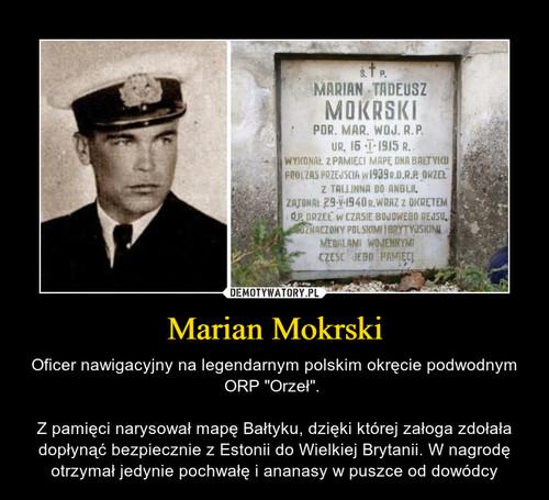 Marian Mokrski