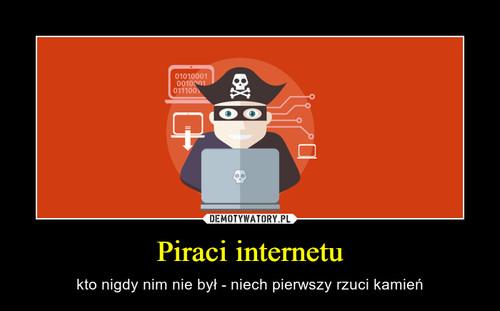 Piraci internetu