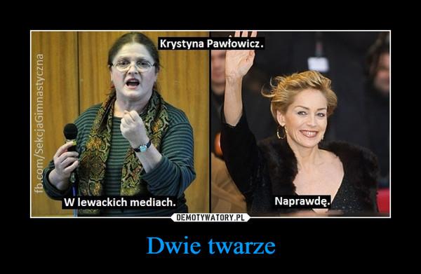 Dwie twarze –