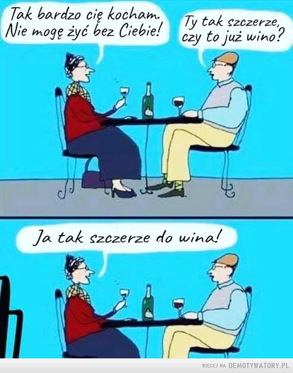 Szczera wina –