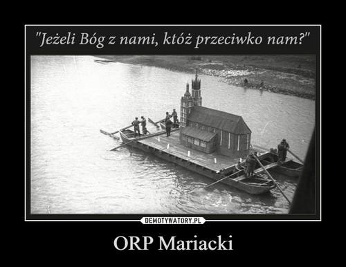 ORP Mariacki