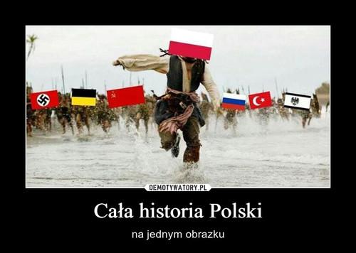 Cała historia Polski