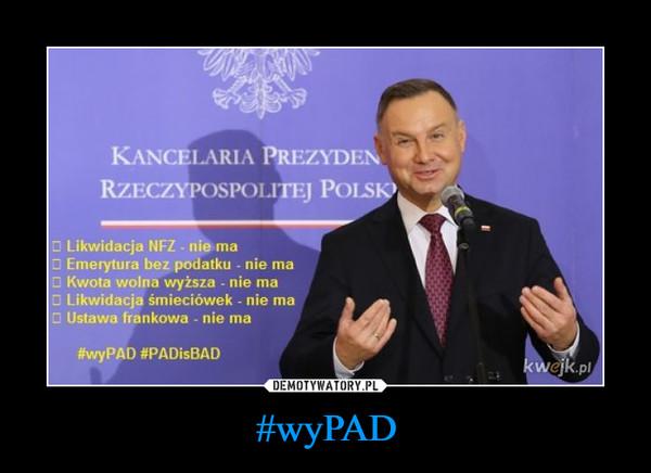 #wyPAD –
