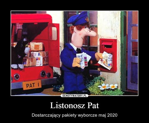 Listonosz Pat