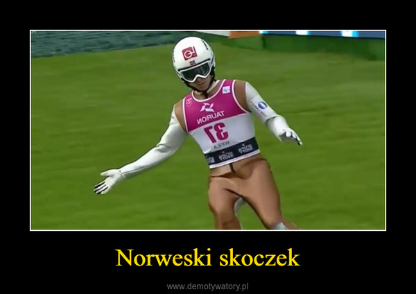 Norweski skoczek –