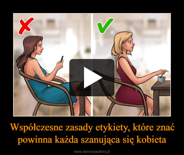 Współczesne zasady etykiety, które znać powinna każda szanująca się kobieta –