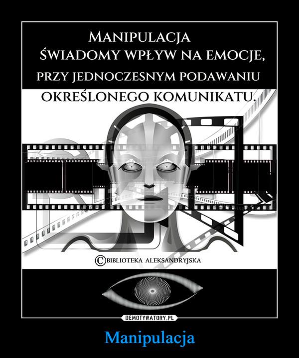 Manipulacja –
