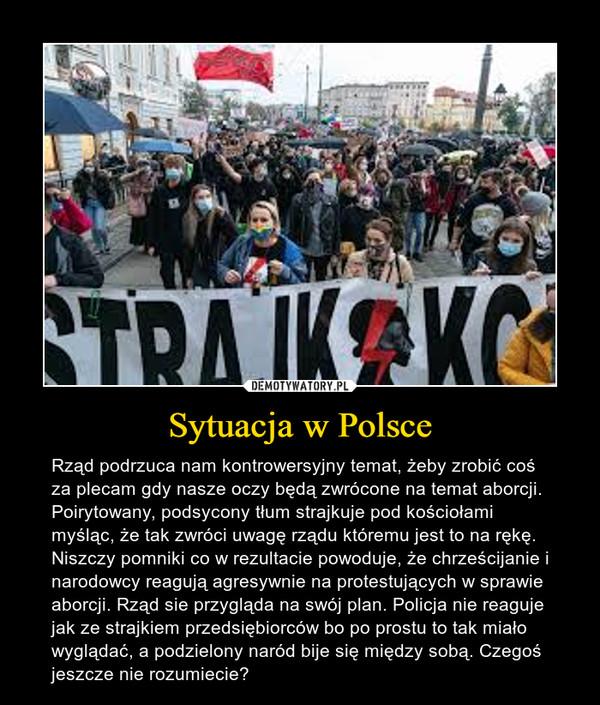 Sytuacja w Polsce
