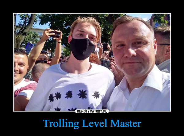 Trolling Level Master –