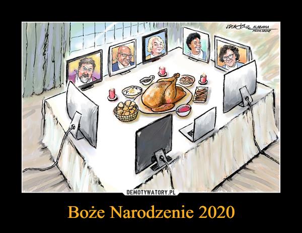 Boże Narodzenie 2020 –