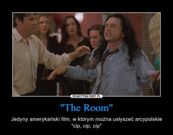 """""""The Room"""" – Jedyny amerykański film, w którym można usłyszeć arcypolskie """"cip, cip, cip"""""""