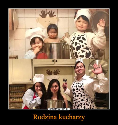 Rodzina kucharzy