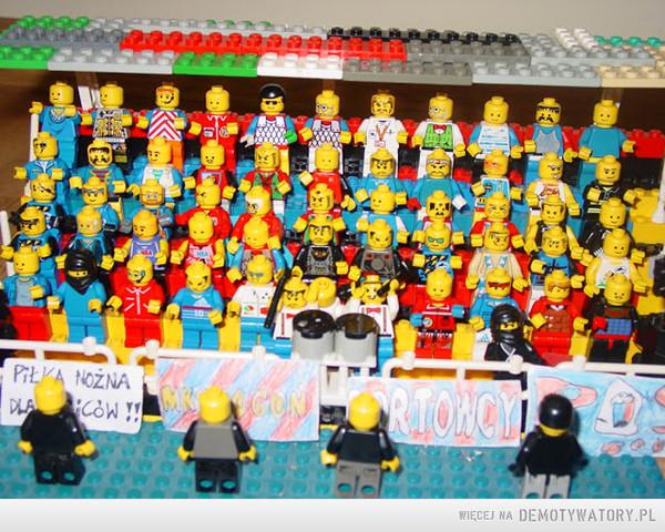 Lego Ultras – To się nazywa zajawka
