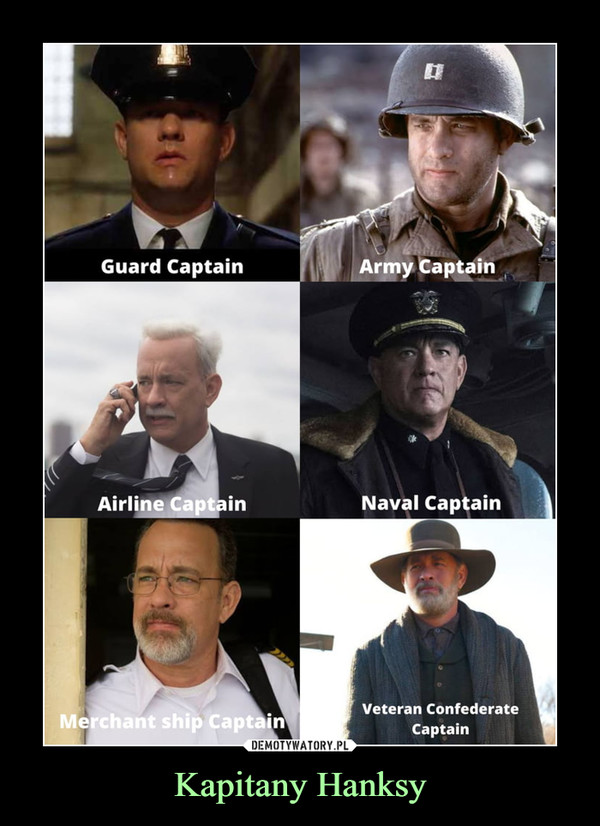 Kapitany Hanksy –
