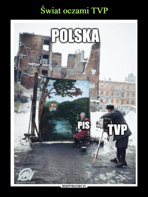 Świat oczami TVP