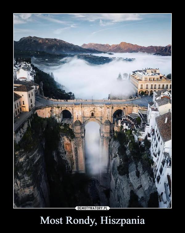 Most Rondy, Hiszpania –